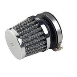 Ce filtre à air se monte sur tous les carburateurs Dellorto SHA Ø 14 , 15 , et 16 mm.