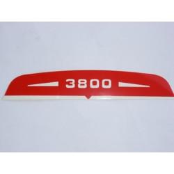 AUTOCOLLANT 3800 DE CAPOT FILTRE A AIR SOLEX