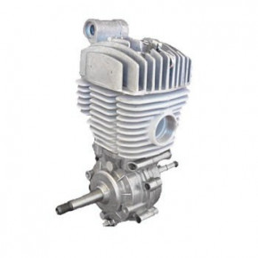 MOTEUR AVEC Cylindre AIRSAL Forme Carré COMPATIBLE MOBYLETTES MOTOBECANE AV7. AV88. AV89. 40. 50 etc.