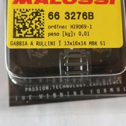 CAGE A AIGUILLE PISTON MALOSSI POUR LES MOBYLETTES MOTOBECANE 88 MBK 51...