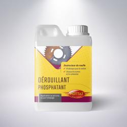 Dérouillant phosphatant Formulation puissante pour réservoir cadre etc.