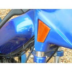 Bombe De Peinture Magic blue métal Peugeot 103 SPX