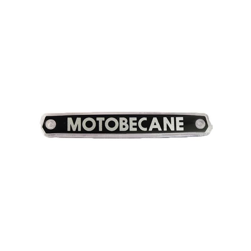 """Monogramme / Logo """"Motobécane"""" de réservoir pour les Mobylette Motobécane"""