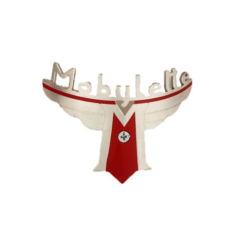 """Logo """"Mobylette"""" de réservoir pour les Mobylette Motobécane"""