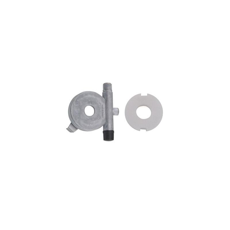 DEMULTIPLICATEUR (ENTRAINEUR) COMPTEUR MBK 51 carré de 3 mm